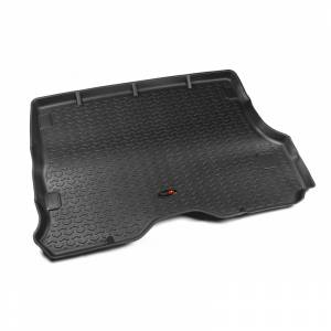 Rugged Ridge - Rugged Ridge Cargo Liner, Black (1984-01) Jeep Cherokee XJ