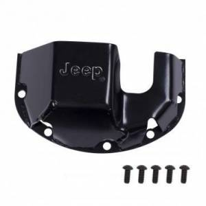 Rugged Ridge - Rugged Ridge Differential Skid Plate, Jeep logo, for Dana 44