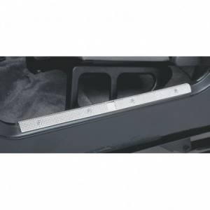 Rugged Ridge - Rugged Ridge Door Entry Guards, Aluminum (1976-95) Jeep CJ/Wrangler YJ