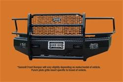 Ranch Hand - Ranch Hand Summit Bumper, Chevy (2011-14) 2500HD/3500HD