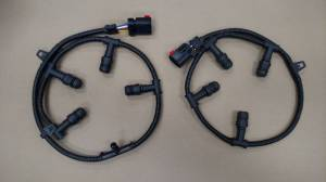 AVP - AVP Glow Plug Harness Kit, Ford (2004-10) 6.0L Power Stroke (build date after 1/15/04) Driver & Passenger Sides