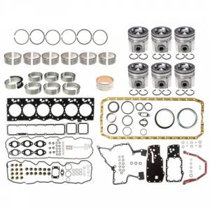 Mahle - MAHLE Clevite Complete Engine Overhaul Kit, Dodge (2004.5-09) 5.9L Cummins