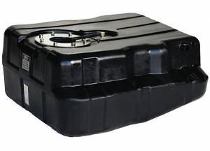 Titan Fuel Tanks - Titan Fuel Tank, Ford (1999-10) F-350, F-450, & F-550 Cab & Chassis (After Axle) 40gal