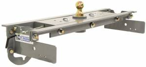 B&W Trailer Hitches - B&W Turnover Ball Gooseneck Hitch, Ford (2001-10) F-250 & F-350, (2008-10) F-450 w/bed