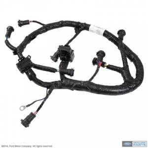 Ford Genuine Parts - Ford Motorcraft FICM Fuel Injector Harness, Ford (2003) 6.0L Power Stroke