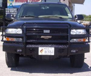 Ranch Hand - Ranch Hand Summit Bumper, Chevy (1999-02) 1500 & (00-06) Suburban/Tahoe