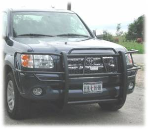 Ranch Hand - Ranch Hand Legend Grille Guard, Toyota(2004-06) Tundra (Double Cab Only) & (01-04) Sequoia