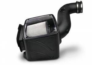 S&B - S&B Air Intake Kit, Chevy/GMC (2006-07) 6.6L LLY & LBZ Duramax, Dry Disposable Filter