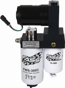 FASS Diesel Fuel Systems - FASS Titanium Series Fuel System, Ford (2005-07) 6.0L Power Stroke, 95gph (stock-385hp) assist pump
