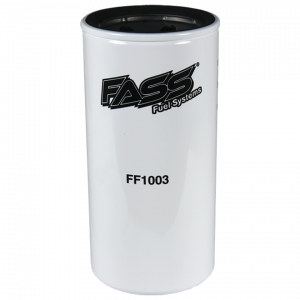 FASS Diesel Fuel Systems - FASS HD Series Replacement Fuel Filters, 3 Micron