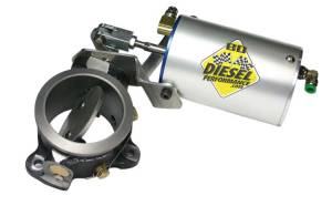 "BD Power - BD Power Exhaust Brake, Ford (1983-94) 6.9/7.3L idi Diesel with 3"" exhaust"