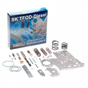 Diamond T Enterprieses - Transgo Shift Kit, Dodge (1996-02) 2500/3500 47RE