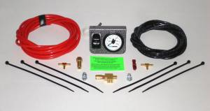Pacbrake - Pacbrake Simultaneous Air Spring Activation Dash Switch Kit