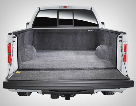 Bedrug - BedRug, Ford (2009-15) F-150, 6.5' Bed with Tailgate Step