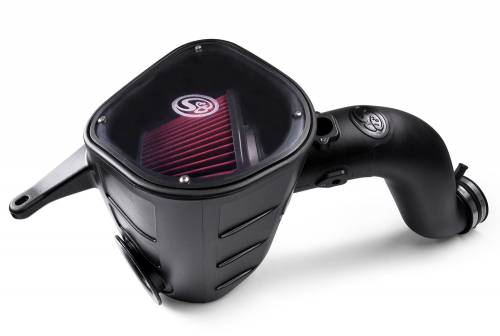 S&B - S&B Air Intake Kit, Dodge (2013-18) 6.7L Cummins, Oiled Cleanable Filter