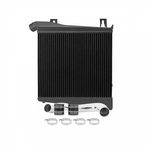 Mishimoto - Mishimoto Intercooler Kit, Ford (2008-10) 6.4L Power Stroke F-250/F-350/F-450/F-550 (Black)