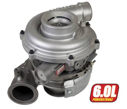 Garrett - Garrett Turbo Kit, Ford (2005.5-07) 6.0L Power Stroke (GT3782VA), NEW