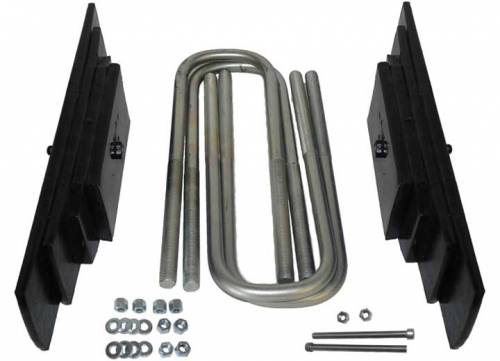 """Traxda - Traxda Leveling Kit, Ford (1999-04) F-250 & F-350 4x4 & (00-04) Excursion 4x4, 2.5"""""""