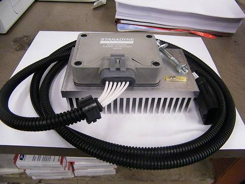 Stanadyne Injection Pump Driver with Relocation Kit, Chevy