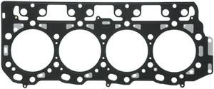 Mahle - MAHLE Clevite Head Gasket, Chevy/GMC (2001-11) 6.6L Duramax, Grade C Thickness (1.05mm) Multi-Layered Steel, Left Side