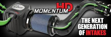 aFe - aFe Air Intake, Ford (2011-13) 6.7L Power Stroke, Stage 2, Si Momentum HD Pro Guard 7