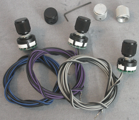 EFI Live - EFI Live DSP5 Selector Switch, Chevy (2004.5-05) 6.6L Duramax LLY (Purple Wire)