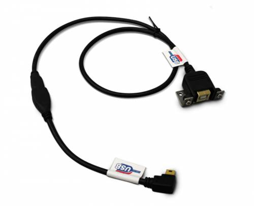 Power Hungry Performance - Power Hungry Hydra Chip USB Extension Cable and Bracket