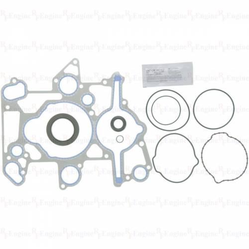 Mahle - MAHLE Clevite Timing Cover Gasket Set, Ford (2003-10) 6.0L Power Stroke