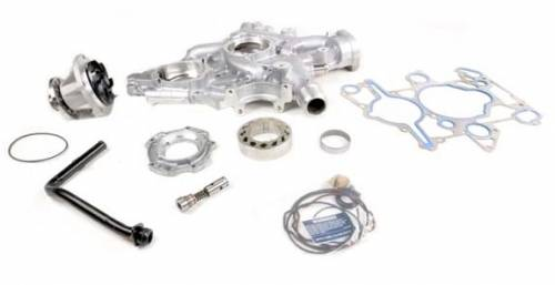 Ford Genuine Parts - Ford Motorcraft Front Cover Kit, Ford (2003-04.5) 6.0L Power Stroke, with Low Pressure Oil Pump & Water Pump