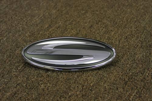 "Mopar - Sterling Bullet ""S"" Logo Badge"