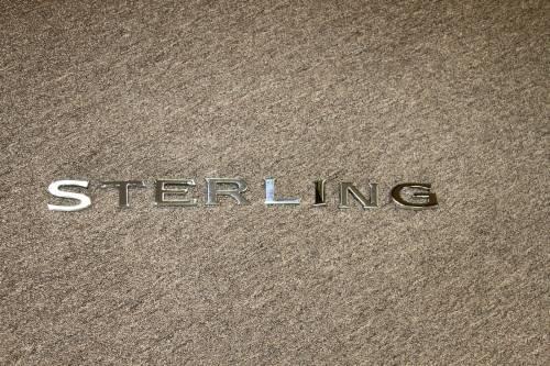 """Mopar - Sterling Bullet, """"STERLING"""" Letter Badge Set"""