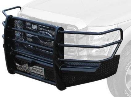 Ranch Hand - Ranch Hand Legend Bumper, Ford SD (2011-16) F250/F350/F450/F550