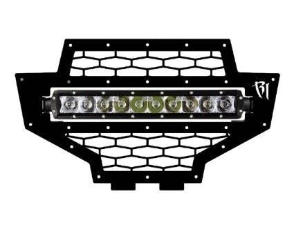 Rigid Industries - Rigid Industries LED Grille, Polaris (2012) RZR