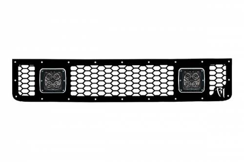 Rigid Industries - Rigid Industries LED Grille, Toyota (2005-13) FJ Cruiser Upper