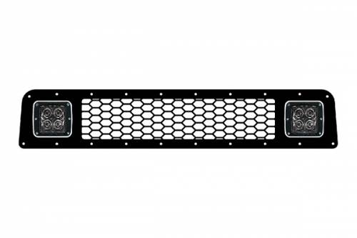 Rigid Industries - Rigid Industries LED Grille, Toyota (2010-13) 4-Runner Lower
