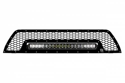 Rigid Industries - Rigid Industries LED Grille, Toyota (2010-13) 4-Runner Upper
