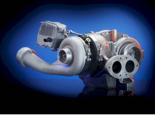 Borg Warner - Borg Warner Turbo Kit, Ford (2008-10) 6.4L Power Stroke (Re-Manufactured High & Low Pressure Stock Turbos)