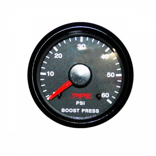 Pacific Performance Engineering - PPE Turbo Boost Pressure Gauge
