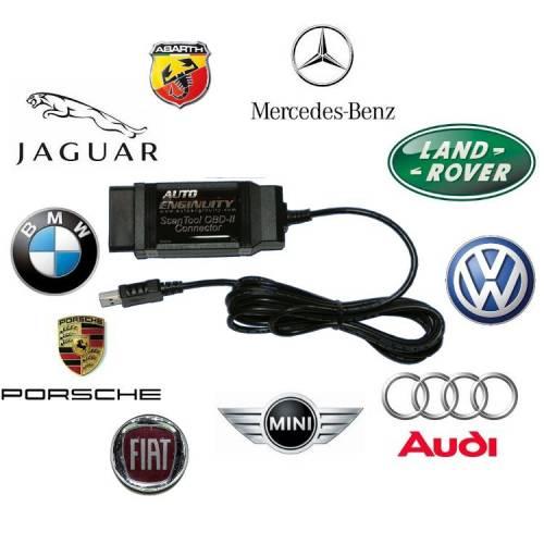 Auto Enginuity - Auto Enginuity Scan Tool European Bundle  (ST06/EI07/EI10/EI11/EI13/EI16/EI17 & EI19)