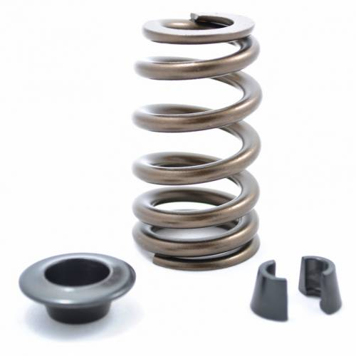 Hamilton Cams - Hamilton Cams Springs and Retainers, Cummins 4BT 16 Valve
