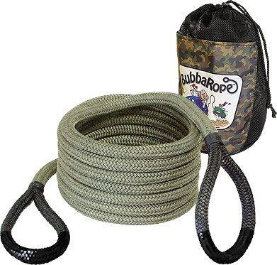 "Bubba Rope - Bubba Rope (0.75"") 3/4"" X 20' Renegade (Black Eyes)"