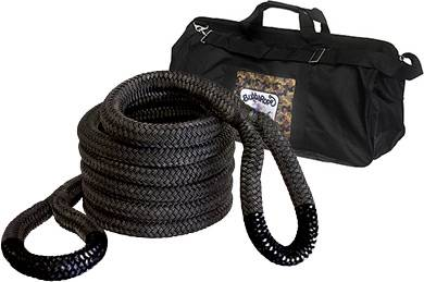 "Bubba Rope - Bubba Rope (2.0"") 2"" X 30' Extreme Bubba (Black Eyes)"