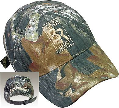 Bubba Rope - Bubba Rope Hat, Camoflage