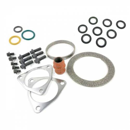 Ford Genuine Parts - Ford Motorcraft Turbo Hardware Install Kit, Ford (2008-10) 6.4L Power Stroke