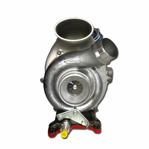 Ford Genuine Parts - Ford Motorcraft Turbo, Ford (2011-14) F-250 & F-350 6.7L Power Stroke Pick-Up (NEW Garret Turbo)