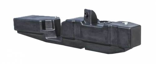 Titan Fuel Tank, Chevy/GMC (2001-10) 2500/3500 6.6L Duramax, Crew Cab/Short Bed 52gal