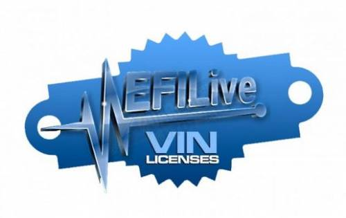 EFI Live - EFILive VIN License, Autocal