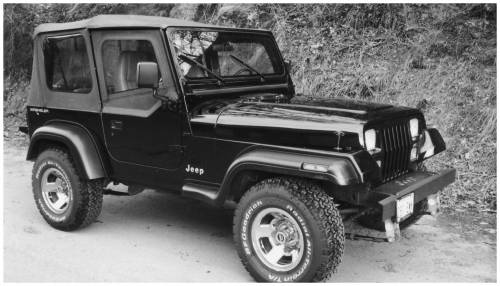 Bushwacker - Bushwacker Fender Flares,Jeep (1987-95) Wrangler Set of 4(Extend-A-Fender Flare)