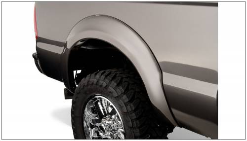 Bushwacker - Bushwacker Fender Flares,Ford (1999-07) F-250/F-350 Rear Pair(OE Style)