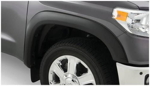 Bushwacker - Bushwacker Fender Flares,Toyota (2014) Tundra Front Pair(OE Style)